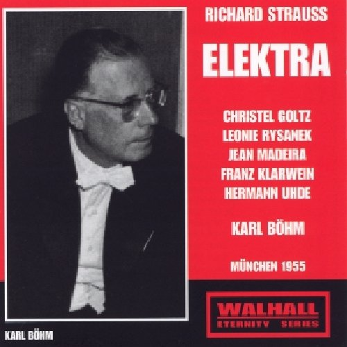 Elektra (Goltz) -  Strauss - CD