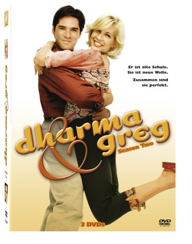 Dharma & Greg - Season 2 [3 DVDs]