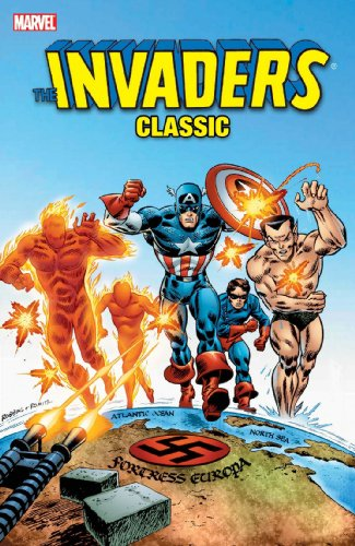 Invaders Classic, Vol. 1 (Marvel Comics, Avengers) (v. 1) (The Invaders Marvel compare prices)