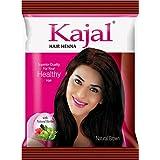 Kajal Hair Henna Brown,18GM (PACK OF 10)