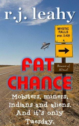 Book: Fat Chance by R. J. Leahy