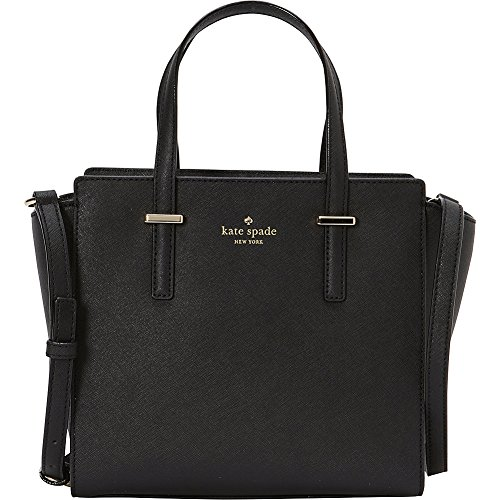 kate spade new york Cedar Street Small Hayden Top Handle Bag, Black, One Size (Kate Spade Tops compare prices)