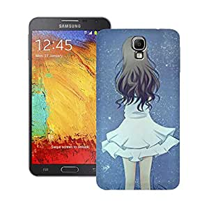 Zapcase Printed Back Case For Samsung Note 3 Neo