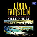 Killer Heat Audiobook by Linda Fairstein Narrated by Bernadette Dunne