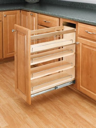 Rev a Shelf 448-bc-5cpullout Base with Shelves
