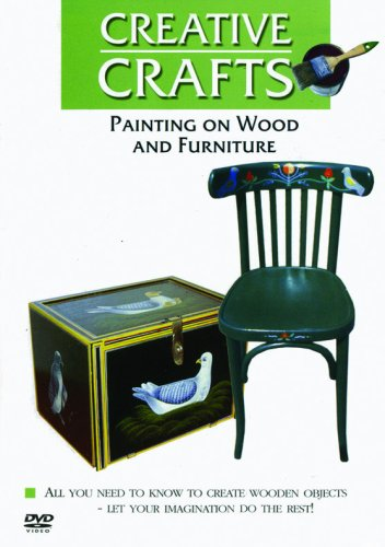 Painting on Wood and Furniture [DVD] [2007]