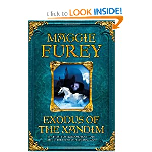 Exodus of the Xandim by Maggie Furey