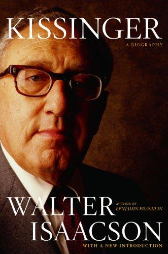 Walter Isaacson - Kissinger