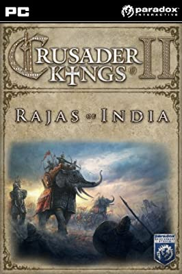 Crusader Kings 2 - Rajas of India [Online Game Code]