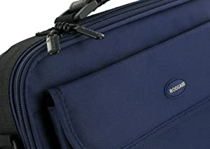 rooCASE Tablet Carrying Bag for Samsung Galaxy Tab 10.1-Inch Tablet - Classic Series Dark Blue / Black