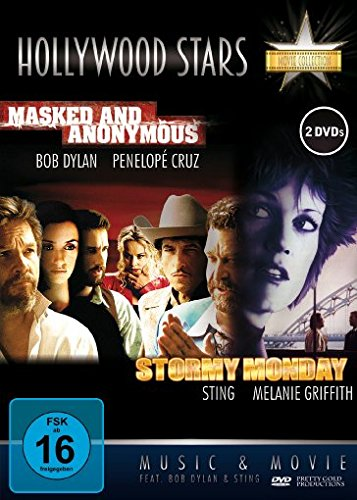 Hollywood Stars - Masked and Anonymous / Stormy Monday [2 DVDs]