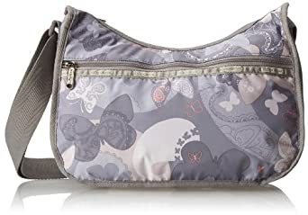 LeSportsac Classic Hobo Handbag,All A Flutter,One Size