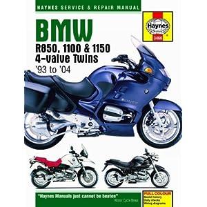 【クリックで詳細表示】Haynes BMW R850, 1100 & 1150 4-valve Twins '93 to '06 (Haynes Service & Repair Manuals) [ハードカバー]