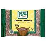White Pearl Gram Whole 500 g (Pack of 10)