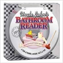 Uncle John S Bathroom Reader 2012 Calendar Bathroom