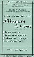 PETIT MANUEL LAVISSE (LA NOUVELLE PREMIERE ANNEE D