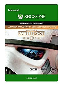 Star Wars Battlefront: Deluxe Upgrade [Xbox One - Download Code] by Electronic Arts