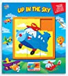 Up in the Sky (Sliding Puzzle Book)