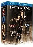 Image de Resident Evil : La tetralogie [Blu-ray]