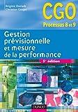 Gestion prévisionnelle et mesure de la performance - 5ème édition - Manuel