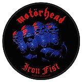 Patch - Motörhead Iron Fist