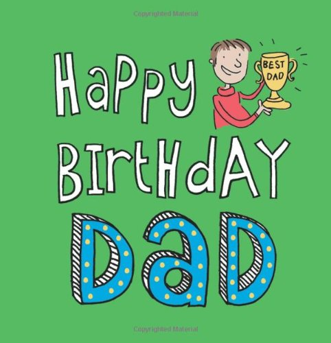 Happy Birthday Dad (Gift)