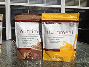 Usana Nutrimeal (Mix 4 Flavors, 2 Packs) (Chocolate, 2 bags)