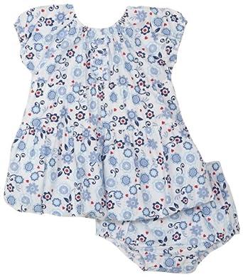 Amazon Laura Ashley Baby Girl s Signature Printed