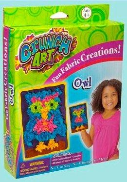 Crunch Art Fun Themes- Owl - 1