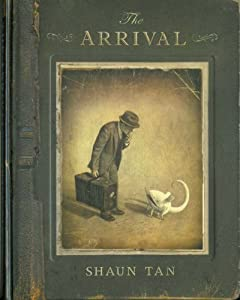 "Cover of ""The Arrival"""