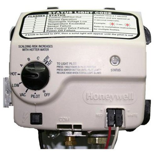 RELIANCE WATER HEATER CO 9007884005 Honey Electronic Gas Valve (Hot Gas Water Heater compare prices)