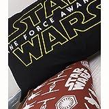 Star Wars Episode VII Awaken UK Single/US Twin Panel Duvet Cover and Pillowcase Set
