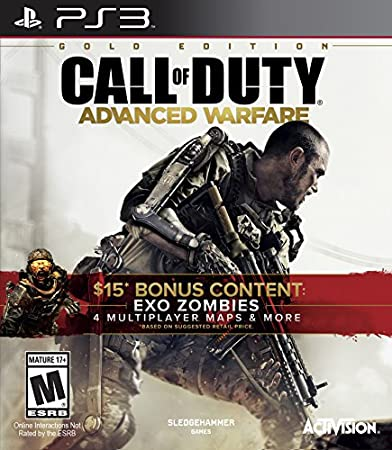 Call of Duty: Advanced Warfare Gold Edition - PlayStation 3
