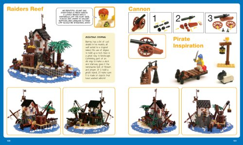 The Lego Adventure Book: Spaceships, Pirates, Dragons & More!