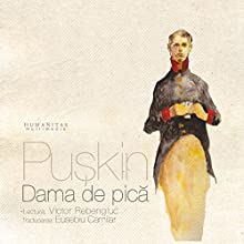 Dama de pică Audiobook by Aleksandr Puskin Narrated by Victor Rebengiuc