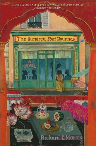 Book cover to 'The Hundred-Foot Journey'