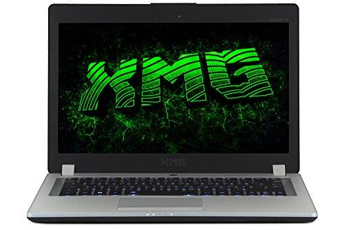 Schenker XMG C405-3UF Core Gaming Notebook, 35,6cm (14.0'') FHDNG, GTX 965M, i7-4720HQ, 1x 8GB RAM, 250GB mSSD, 1000GB HDD 5400, WLAN AC7260 BT, W8.164, Tastatur beleuchtet DE