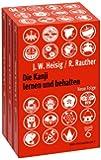Die Kanji lernen und behalten Bände 1 bis 3. Neue Folge