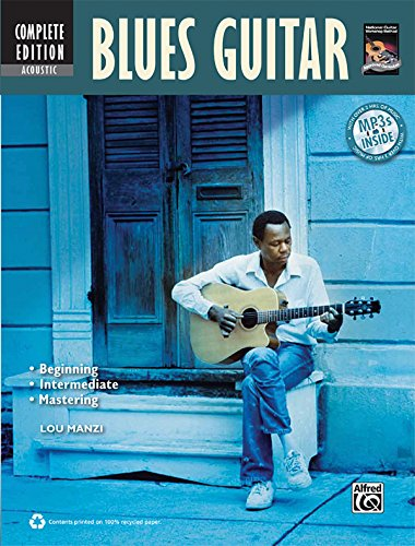 acoustic blues guitar method complete book mp3 cd national guitar workshop from alfred. Black Bedroom Furniture Sets. Home Design Ideas