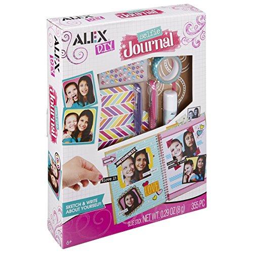 Alex Toys Alex Toys Craft Selfie Journal, Multi Color