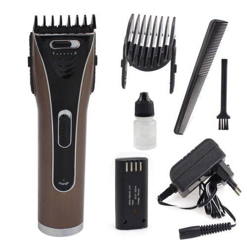 Unihandbag Professional Kit Trimmer Clipper Adjustable New Men'S Electric Handy Haircut