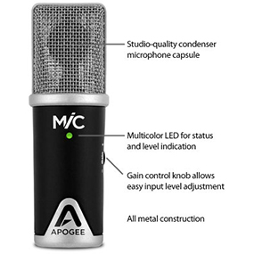 Apogee MiC Product Tour