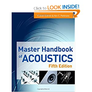 Master Handbook of Acoustics, 4TH EDITION