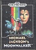 Michael Jackson's Moonwalker - Sega Genesis