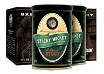 Mr. Beer Sticky Wicket Oatmeal Stout Refill Brew Pack