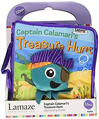 Lamaze Cloth Book by Lamaze that we recomend personally.