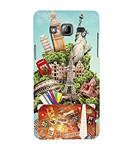 FIXED PRICE Printed Back Cover for Samsung J3