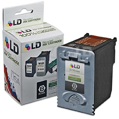 LD Remanufactured Hewlett Packard CC635A / #701 Black Ink Cartridge for use in the HP FAX 640, 650, & 2140