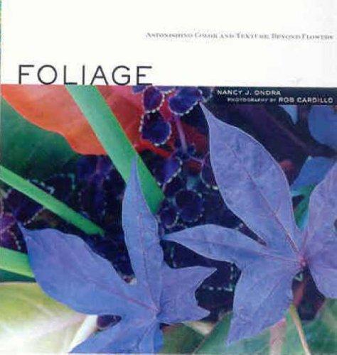 Foliage, Nancy J. Ondra