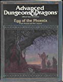 The Egg of the Phoenix: Special Module I12 (Advanced Dungeons & Dragons) (0880384719) by Mentzer, Frank